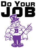 Do Your Job Barberton logo