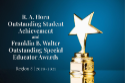 Nominations for 2020 Outstanding Special Educator/Student with Disability Awards