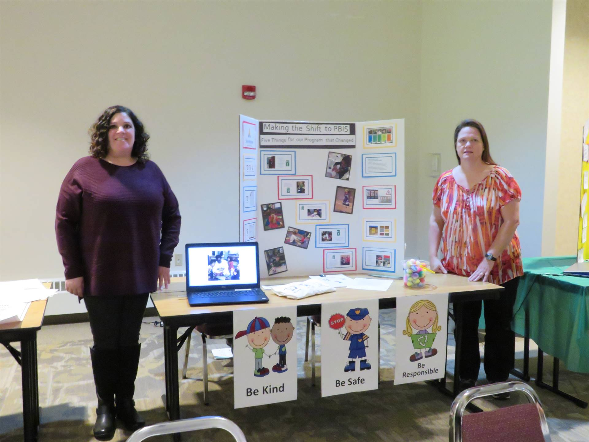 Akron Preschool Poster Session